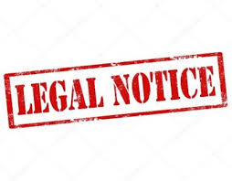 NOTICE OF AN APPLICATION FOR CHANGE OF USE IN TERMS OF SECTION 26(3) OF THE ACT- 73 New Christmas Gift, Gweru
