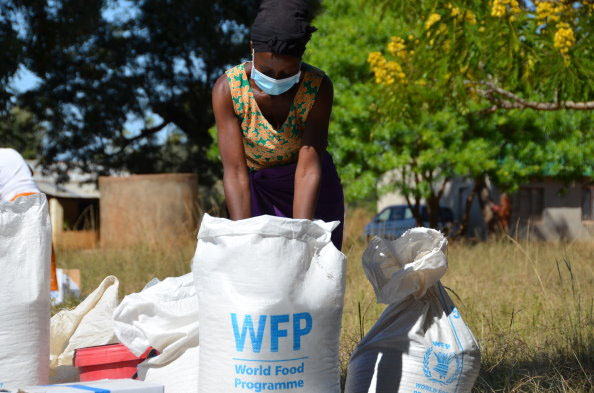 Poor families in affluent suburbs excluded from food aid