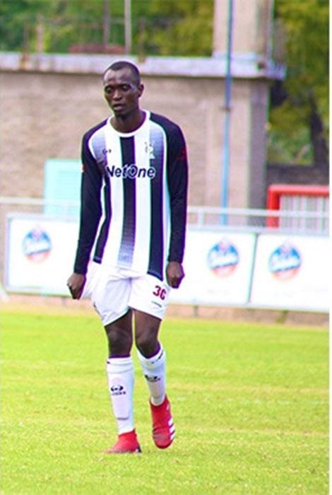 Gweru born Navaya joins Bosso